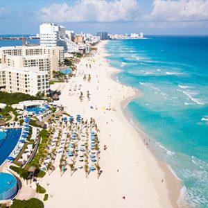 Cancún: sol e balada - Tudo incluso!